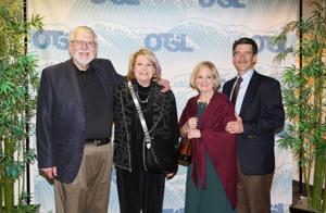 Burt and Chris McGregor, Liz Hopefl, Brian Michel