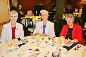 Sister Ruth Hinderer, Sister Ruth Emke, Sister Nancy Becker