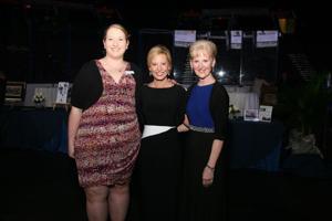 Julia Pickup, Lisa Hearn, Joan Sargent