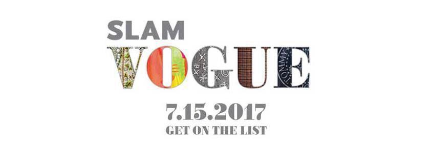 SLAM Vogue