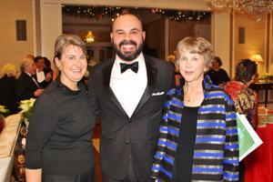 Allison Felter, Robert Mellon, Sarah Bryan Miller
