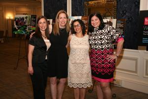 Staff Members - Margo Neuman, Patty Bloom, Cheryl Maayan, Andrea Newstead
