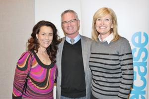 Paige Solomon, Scott and Laura Kemp