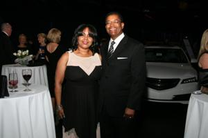 Lisa and Chris Terry