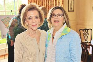 Peggy Ritter, Laurie Caro