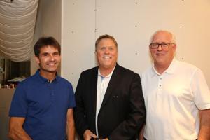 Mike Rosemann, Jeff Crump, Kevin Leonard