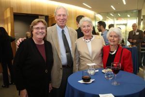 Dr. Loring, David and Joan Culver, Jean Hobler