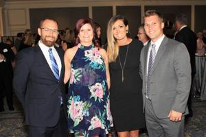 Kevin Casey, Angie Baer, Paige and Matt Ringkamp