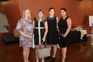 Amanda Goldsmith, Shannon Morse, Ashley Vaughan, Patricia Llanos