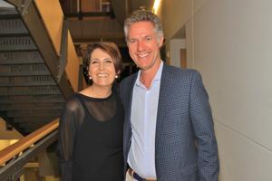 Michele and Mark Gorski