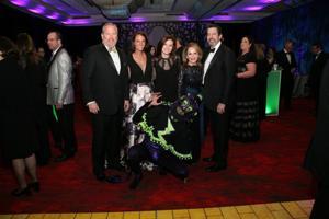 Donn and Alicia Sorensen, Jenna Sorensen, Thriess and Lynn Britton