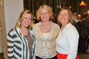 Mackenzie Favier, Kelly Hardy, Renee Fischer,
