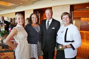 Kelly Estes, Roberta Trust, Terry Mehan (Board Member), Marian V. Mehan (Chair, Board of Directors)