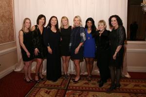 Heather Pabratzik, Sharon Gunter, Sabina Garfinkel, Kim Willi, Kim Marchant, Avani Nayak, Suzanne Westrich, Julie Siegel