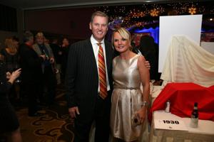 Chris and Melissa Wright
