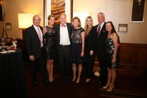 Larry and Cary Reed, Molly and Curt Itner, Donna and Jack Carruthers, Lisa White