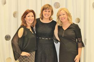 Ann-Marie Stagosk (Auction Chair), Gina Hayes (Silent Auction Chair), Nancy Burnham (Live Auction Chair)