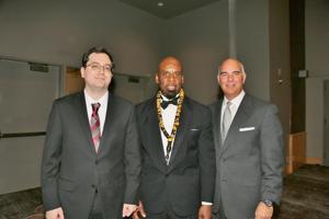 William Carroll, Julius Powell, Jeff Black