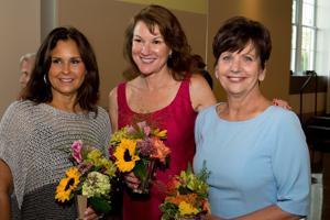 Dane Weiss, Dawn Van Houten, Diane Gantner