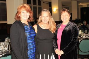 Judy Oliver, Patti Short, Heather Adelson