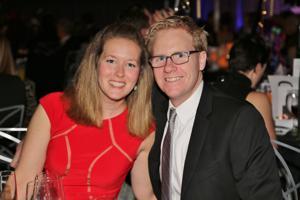Eric and Lisa Hallgren