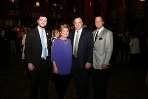 John Godfrey Jr., Kathleen Godfrey, Tony Godfrey, John Godfrey Sr.