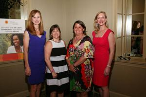 Melanie Bennett, Sarah Pennington, Jo Doll, Lyn Binder