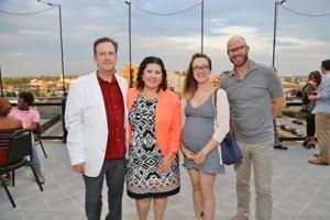 Matt Fernandes, Rachel McCalla, Sarah Marie Land, Jon Rankins