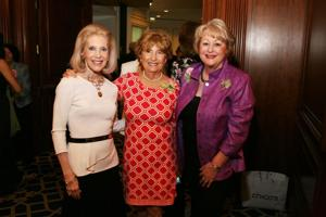 Joan Berkman, Suzie Nall, Alice Handelman