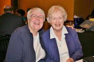 Sister Kathy McGuire (Daughters of Charity), Sister Mary Catherine Dunn