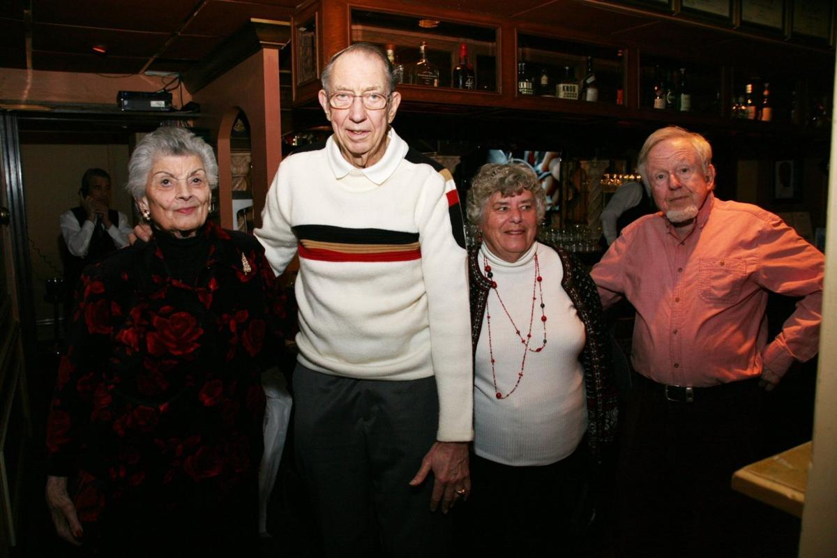 Jo Fischer, Norm Siefert, Sue and Bob Katsev