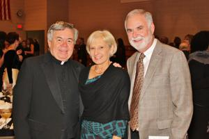 Fr. Richard Stoltz, Dot and Larry LeGrand