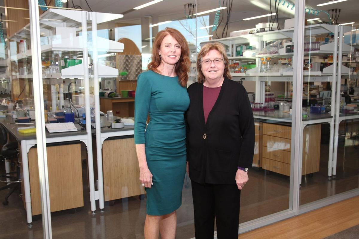 Dena Ladd, Dr. Jeanne Loring