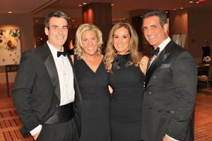 Jim and Kristin Seymour, Kathryn and Jim Sansone