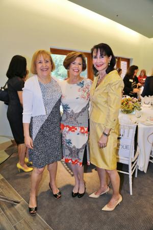 Lise Bernstein, Lynn Hamilton, Sheri Sherman