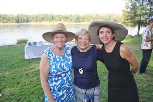Wendy Olk, Joyce Armstrong, Cara Spencer Alderwoman