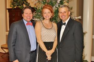 Scott and Stacy Galt, David Kowach