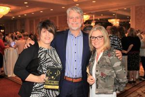 Jim Vallow, Keat and Debbie Wilkins