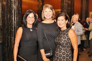 Ilene Kaiser, Beth Castanera, Peggy Moore