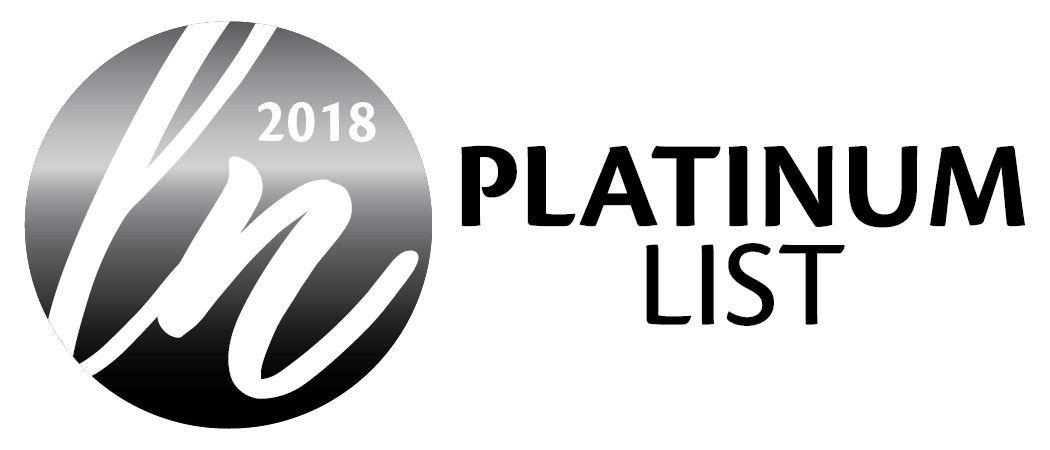 2018 platinum list logo