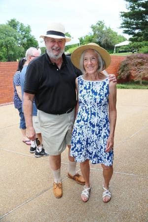 Bill and Ann Brenner