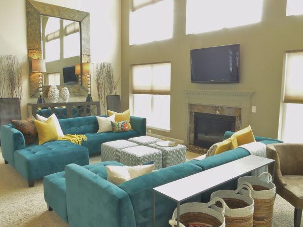 A Living Room Designed By IO Metro