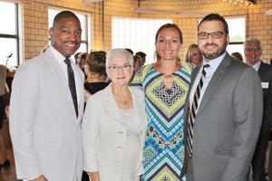 Rev. Starsky Wilson, Doreen Dodson, Rachel Kurrus, Jason Dodson