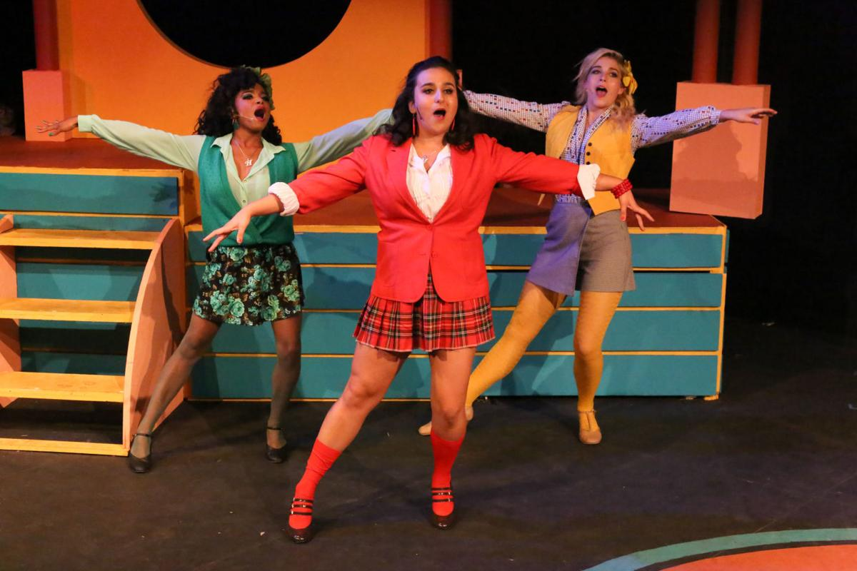 Heathers - First show of New Line's 25th anniversary season - Photo by Jill Ritter Lindberg.jpg