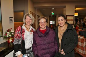 Diane Smith, Ruth Rosen, Brigitte Bollwerk