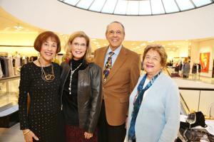Marilyn Ratkin, Dr. Nanci and Dr. Jim Bobrow, Judge Susan Block