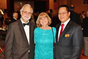 Jim and Trish Gormley, Tran Nguyen