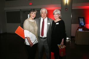 Rena Abrams, Ted Peachee, Prue Gershman