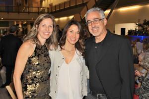 Kristen Wild, Dana (co-chair) and Barry Sandweiss