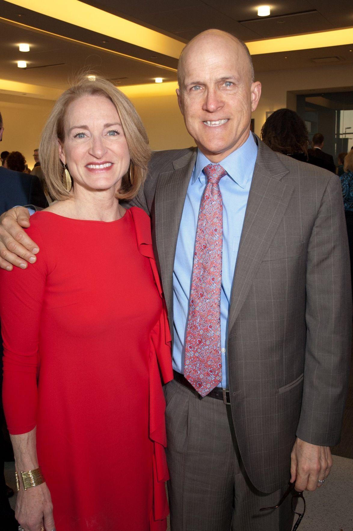 Nancy Donohoo, Michael Salsich